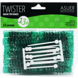 RULO TWISTER 13 MM. TIPO...