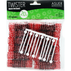 RULO TWISTER 20 MM. TIPO...