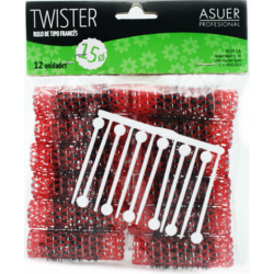RULO TWISTER 15 MM. TIPO...