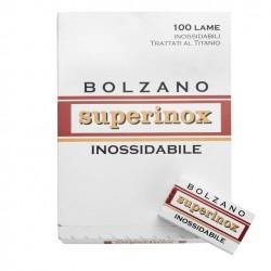 CUCHILLA BOLZANO 100 UNIDS....